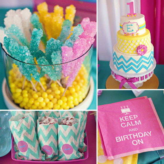 Bold-Candy-Colored-First-Birthday-Party